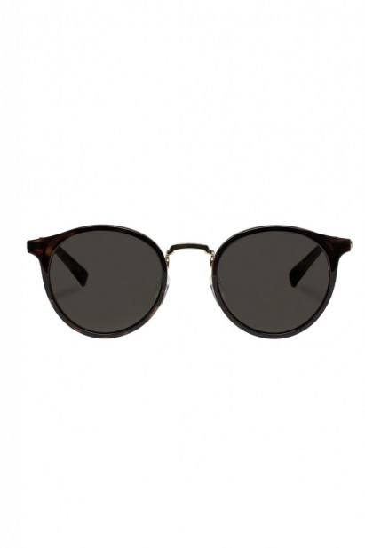 Le Specs Tornado Sunglasses in Tort