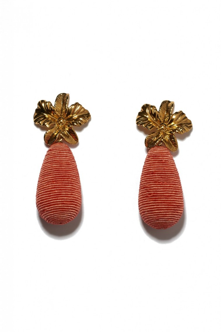 Lizzie Fortunato Citrus Earrings